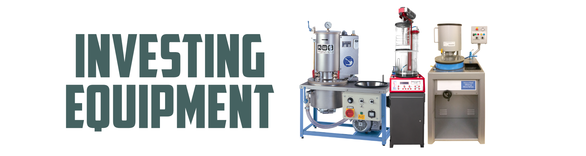Investing Equipment