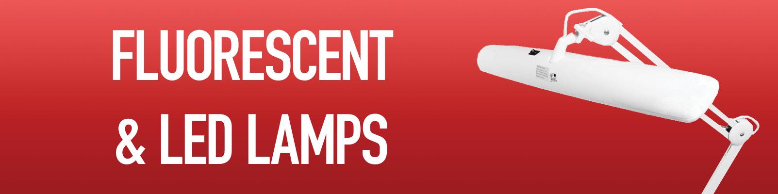 Fluorescent / LED Lamps