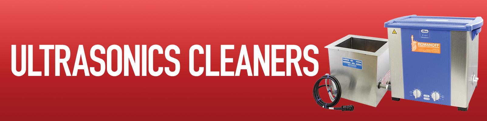 Ultrasonics Cleaners