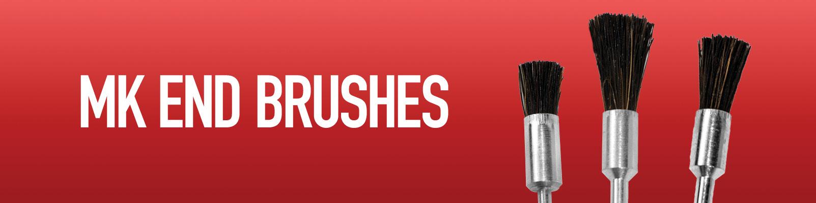 MK End Brushes