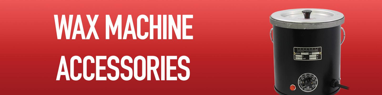 Wax Machine Accessories