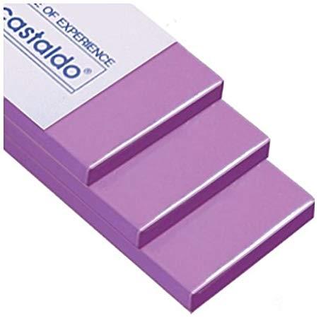 """Castaldo Super Stretch Silicone Jewelry Molding Rubber 2-7/8 x 18"""" Strips - 5-lbs Box"""