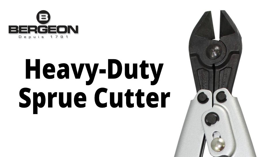 Bergeon Heavy Sprue Cutter