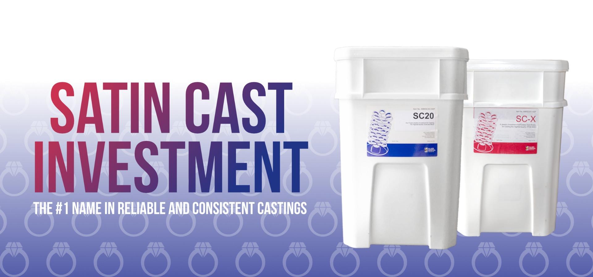 Satin Cast